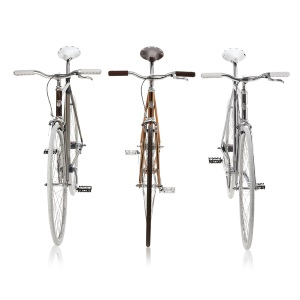 Limited-Edition Metal Bicycles Line, by BIKEID