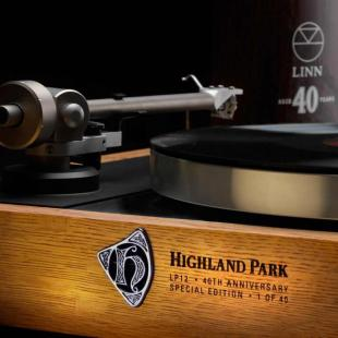 LINN Limited Edition Sondek LP12 Turntable
