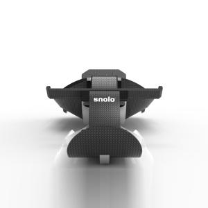 Luge haut de gamme en fibre de carbone Stealth-X de Snolo