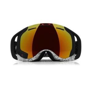 Lunettes de ski Oakley AIRWAVE, avec technologie intégrée