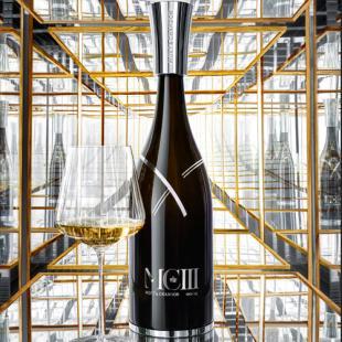 Champagne MCIII, de Moët & Chandon