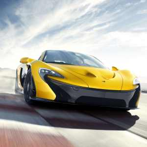 McLaren P1: If Only Dreams Came True