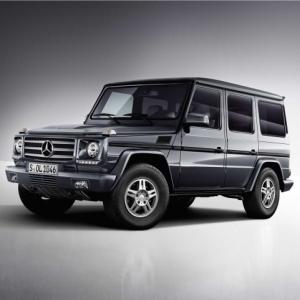 Mercedes-Benz Classe G 2013, luxe extrême