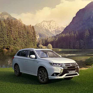 VUS hybride rechargeable Mitsubishi Outlander PHEV 2018
