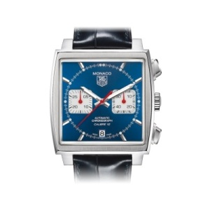 Monaco Calibre 12 by Tag Heuer, the Legendary Watch