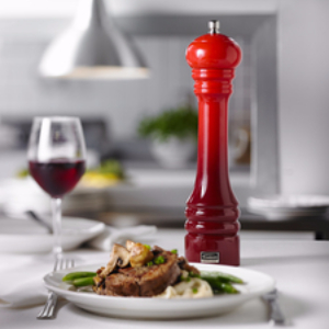 Trudeau Wooden Pepper Mill