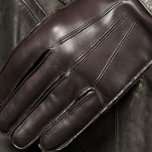 Nappa Leather Gloves by John Varvatos