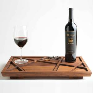 Newton Vineyard Puzzle Tray