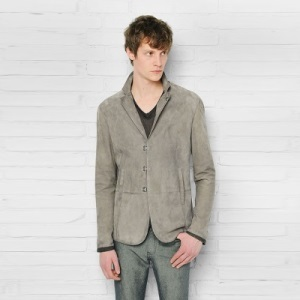 Notch Lapel Jacket by John Varvatos