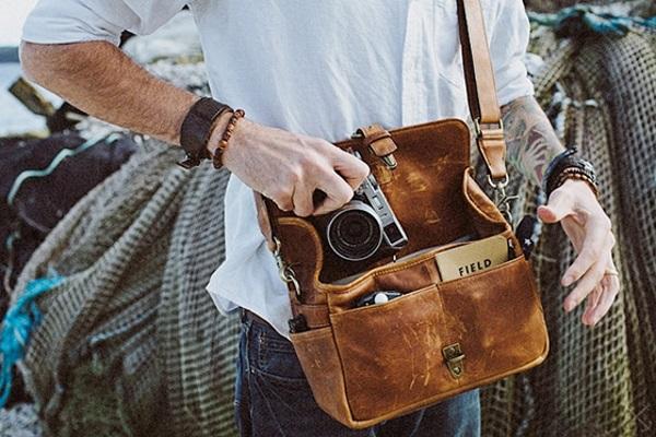 The Bowery Camera Bag Baxtton