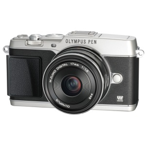 The New Olympus, after the PEN E-P3... Welcome the PEN E-P5!