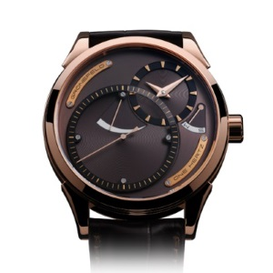 One Hertz Classic Watch Collection by Grönefeld