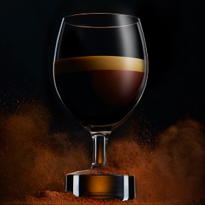 Reveal Tasting Glasses, by Nespresso and Riedel