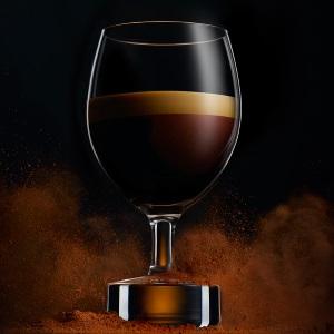 Verres à dégustation Reveal, de Nespresso et Riedel