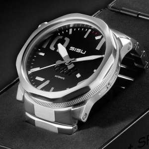 SISU Watch, for the Alpha Male