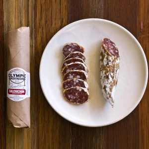 Twelve Months of Salami with Olympic Provisions