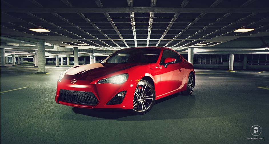 The 2013 Scion FR-S brings out your inner hero
