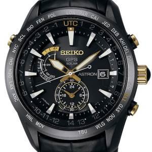 Seiko Astron Hattori GPS Solar Luxury Watch