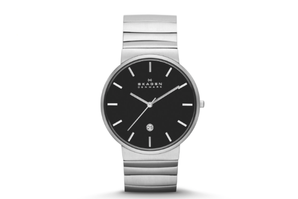 Montre skagen design minimaliste baxtton for Courant minimaliste
