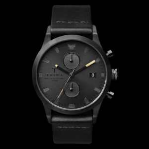 Sort of Black, the Trendsetting Watch