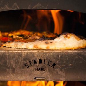 Four à pizza extérieur Städler Made