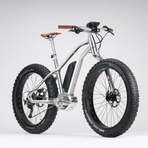M.A.S.S. Electric Bicycles by Philippe Starck
