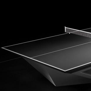 Stealth, high-end tennis table