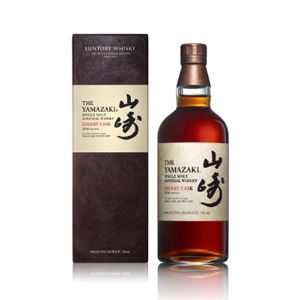 Yamazaki Sherry Cask 2016 Whisky, by The House of Suntory