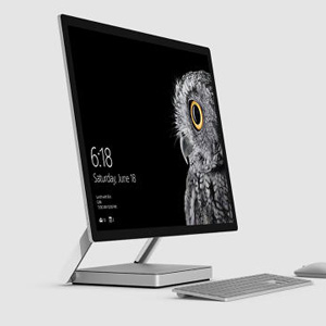 Surface Studio, Microsoft's All-in-One Desktop Computer