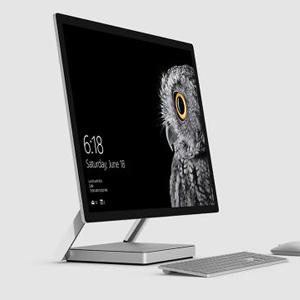 Surface Studio, l'ordinateur tout-en-un de Microsoft