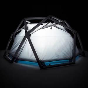 The Cave, la tente gonflable signée Heimplanet