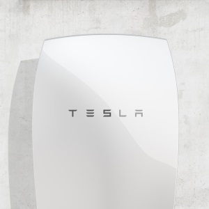 Powerwall Home Battery, by Tesla Motors