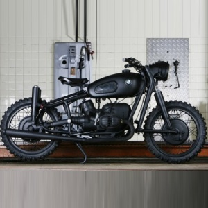 "BMW R60/2, a Tribute to ""The Great Escape"""