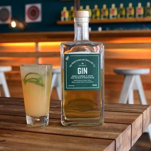 Seaweed Gin, de The Newfoundland Distillery Company