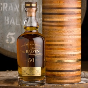 Cask 5576, a Limited-Edition 50-Year-Old Whisky, by The Balvenie