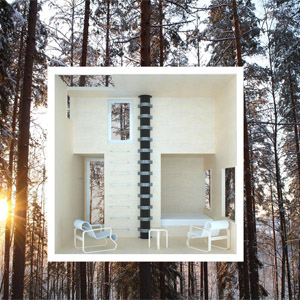 7th Room of Sweden's Treehotel