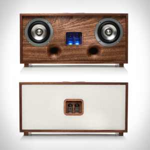 Tubecore DUO vintage audio system