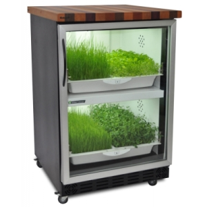 The Urban Cultivator Home, a garden in the kitchen