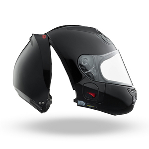 Vozz 1.0 Rear-Access Helmet