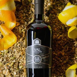 Lab Val Caudalies, le premier vermouth québécois