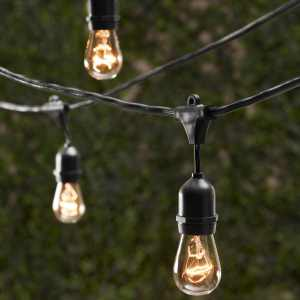 Vintage Light String by Restoration Hardware