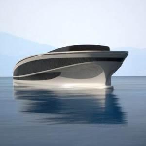WHY, un yacht de rêve