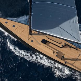 WALLY93 Sailing Yacht