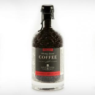 Grains de café au whisky, péché mignon matinal