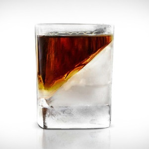 Whiskey Wedge, for Perfect Temperature Whisky