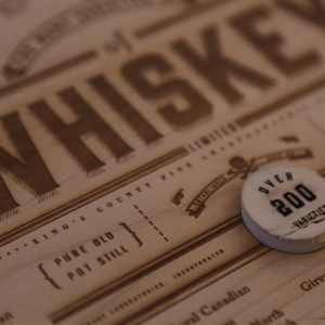 The Many Varieties Of Whiskey Chart, by Pop Chart Lab