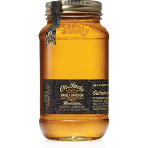 Harley-Davidson Hard Smoked Grain Whisky, by Ole Smoky
