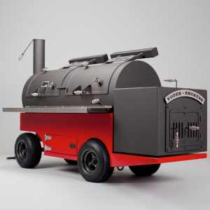 Frontiersman Smoker, by Yoder Smokers