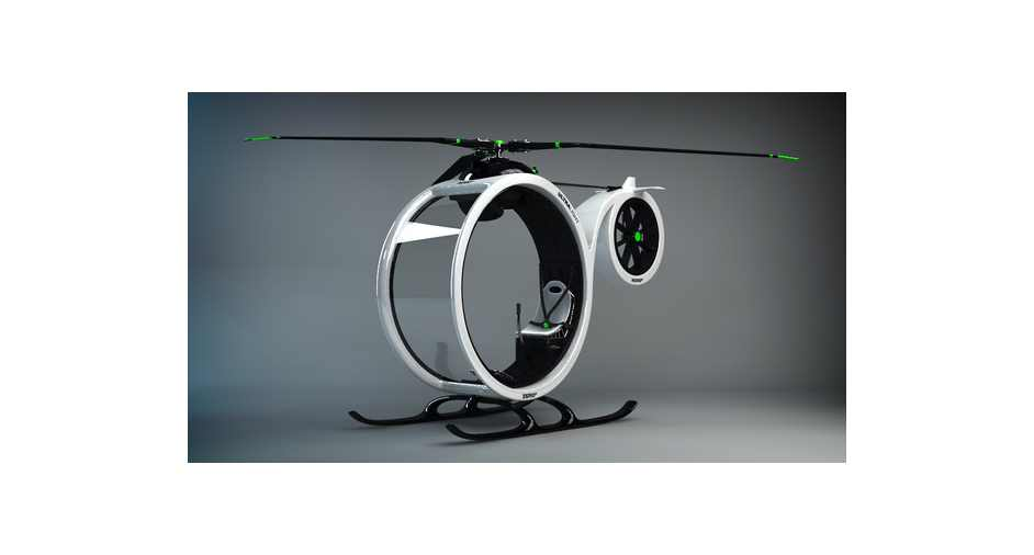 ZEROº Helicopter