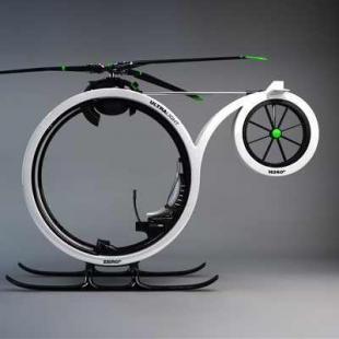 Hélicoptère ZEROº